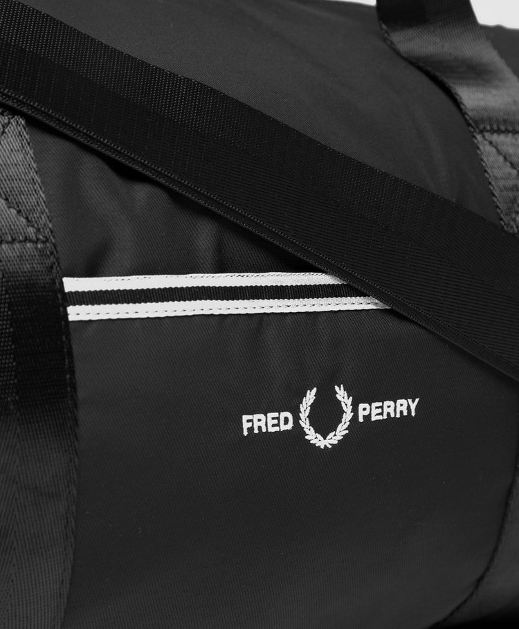 Fred Perry Sport Logo Barrell Bag