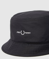 Fred Perry Sport Logo Bucket Hat
