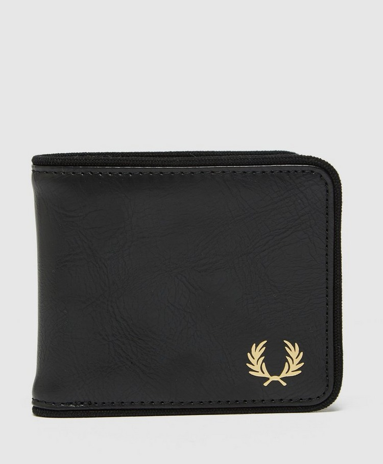 Fred Perry Gold Logo Wallet