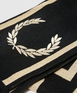 Fred Perry Large Logo Scarf