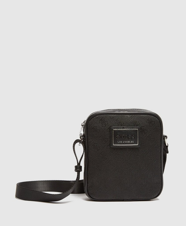 GUESS Logo Nappa Crossbody Bag