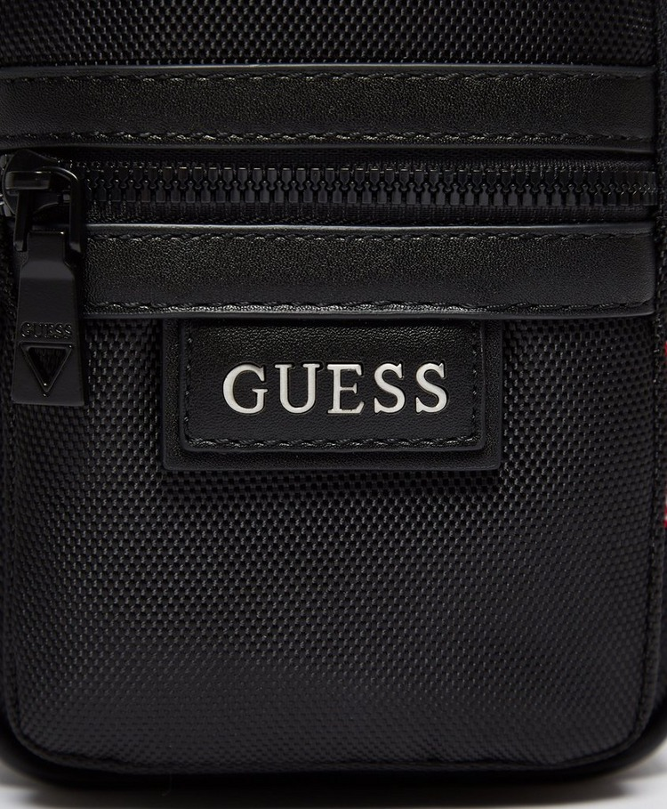 GUESS Logo Neck Pouch Bag