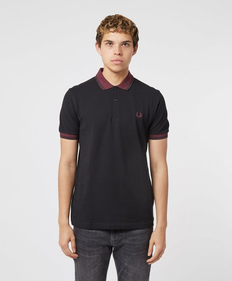 Fred Perry Reverse Tipped Short Sleeve Polo Shirt