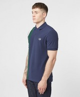 Fred Perry Side Stripe Short Sleeve Polo Shirt