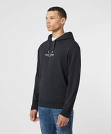 Fred Perry Central Logo Overhead Hoodie