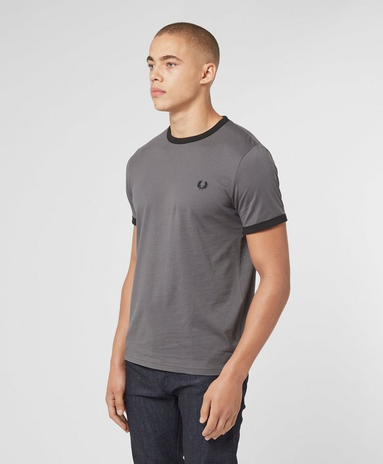 Fred Perry Ringer T-Shirt - Exclusive