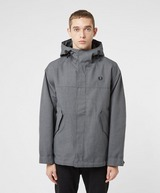 Fred Perry Short Jacquard Parka Jacket
