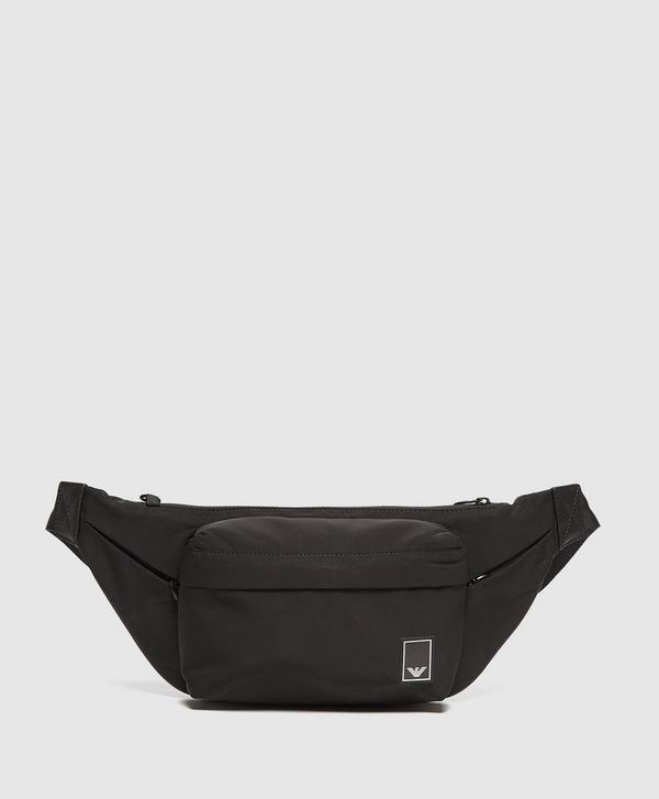 Emporio Armani Patch Logo Bum Bag