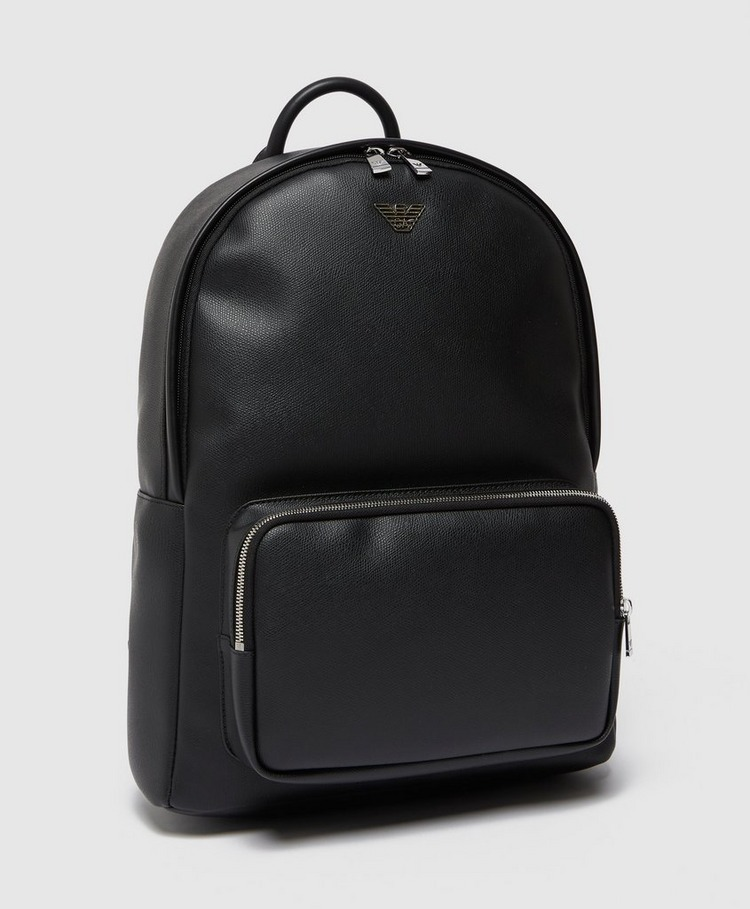 Emporio Armani Metal Eagle Backpack