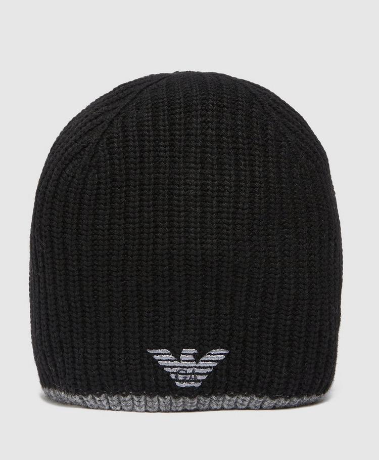 Emporio Armani Scarf and Hat Set