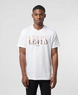 Levis Serif Photo Short Sleeve T-Shirt