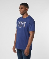 Levis Serif Photo Short Sleeve T-Shirt