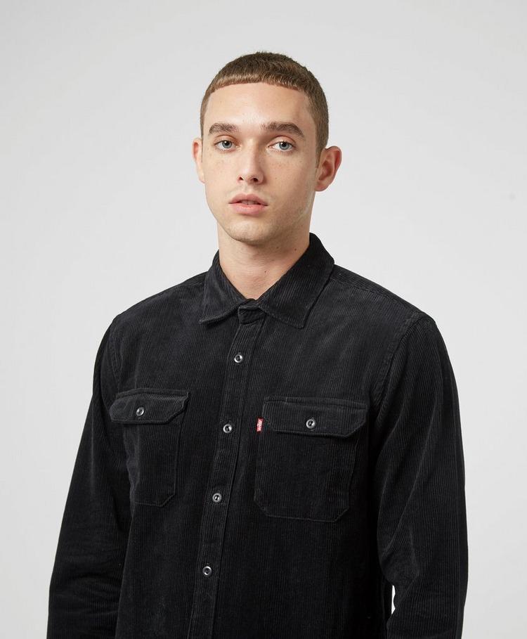 Levi's Jackson Cord Long Sleeve Shirt