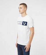 True Religion Flock Patch Short Sleeve T-Shirt