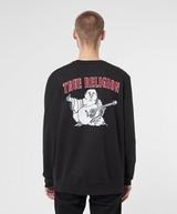 True Religion Shoe Buddha Sweatshirt