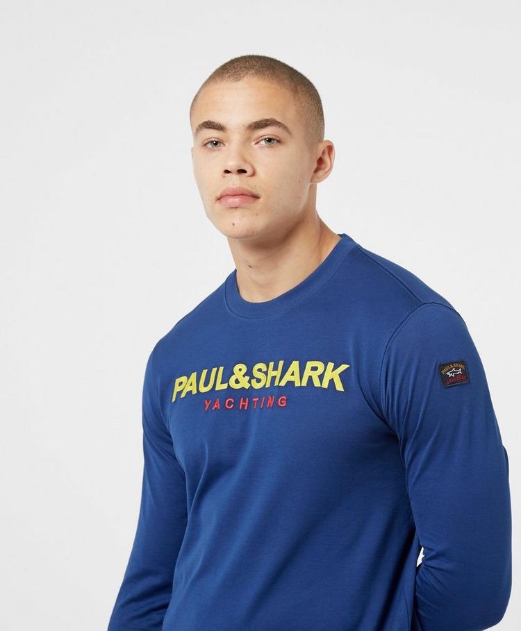 Paul and Shark Yachting Long Sleeve T-Shirt