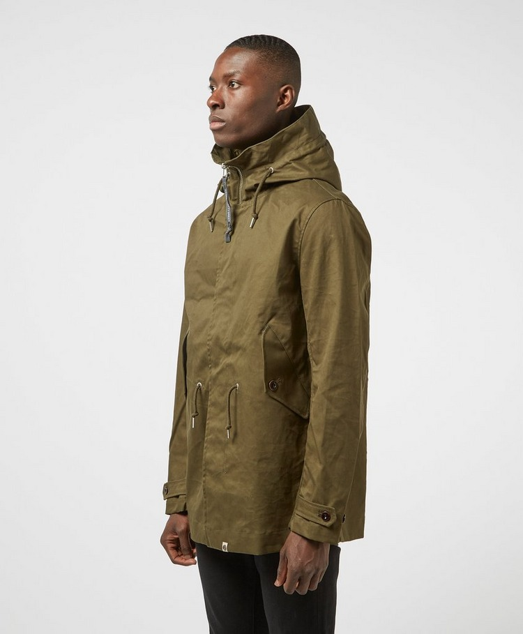 Pretty Green Bonded Parka Jacket