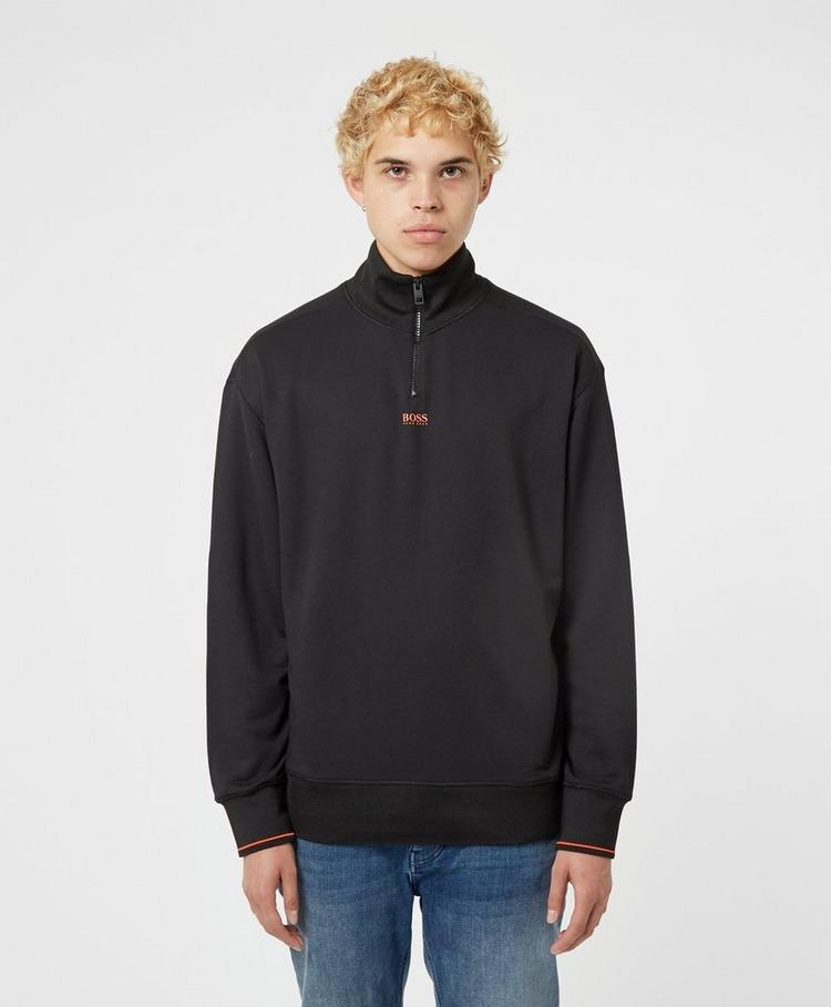 BOSS ZPitch Half Zip Sweater