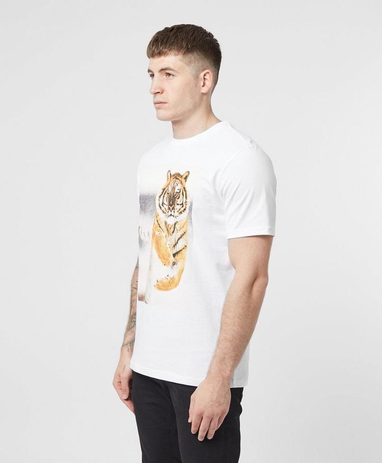BOSS Tomio Tiger Short Sleeve T-Shirt