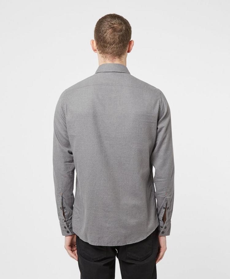 BOSS Riou Tab Long Sleeve Shirt
