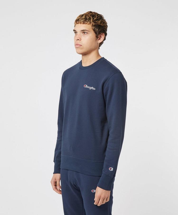 Champion Small Logo Sweatshirt
