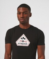 Pyrenex Karel Large Logo Short Sleeve T-Shirt