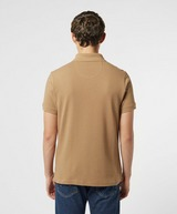 Barbour Tartan Short Sleeve Polo Shirt