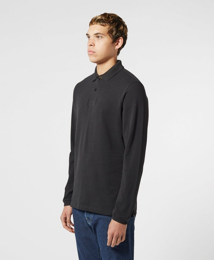 Barbour Sports Long Sleeve Polo Shirt
