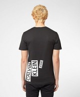 Calvin Klein Jeans Blocks Logo Short Sleeve T-Shirt