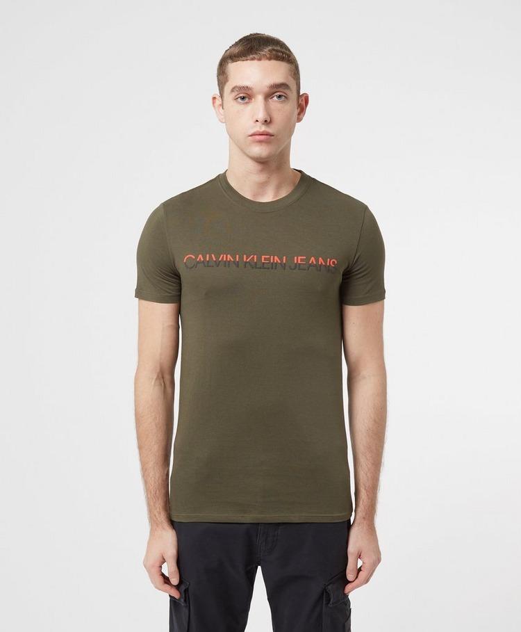 Calvin Klein Jeans Mixed Institutional T-Shirt
