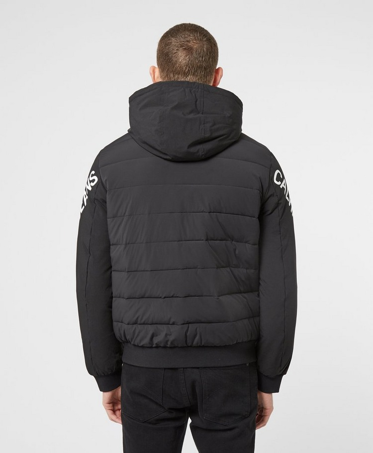Calvin Klein Jeans Logo Arm Hybrid Jacket