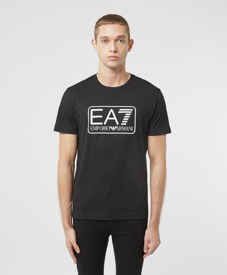 Emporio Armani EA7 Large Box Logo Short Sleeve T-Shirt