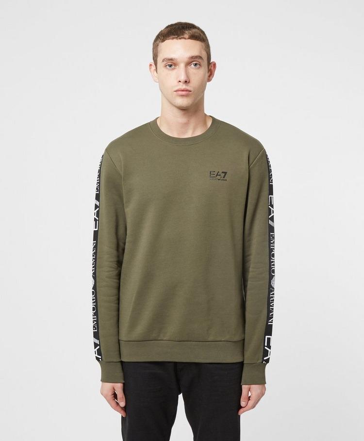 Emporio Armani EA7 Tape Sweatshirt