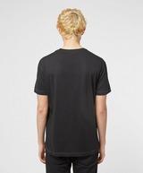 Emporio Armani EA7 Urban Logo Colour Block T-Shirt