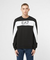 Emporio Armani EA7 Urban Colour Block Sweatshirt