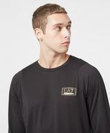 Emporio Armani EA7 Gold Label Long Sleeve T-Shirt