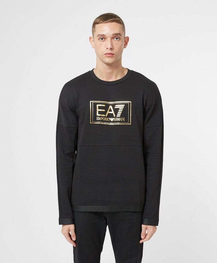 Emporio Armani EA7 Gold Label Crew Sweatshirt