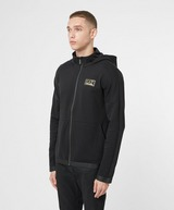 Emporio Armani EA7 Gold Label Full Zip Hoodie