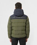 Emporio Armani EA7 Eco Down Back Logo Jacket