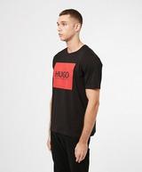 HUGO Dolive Square Short Sleeve T-Shirt