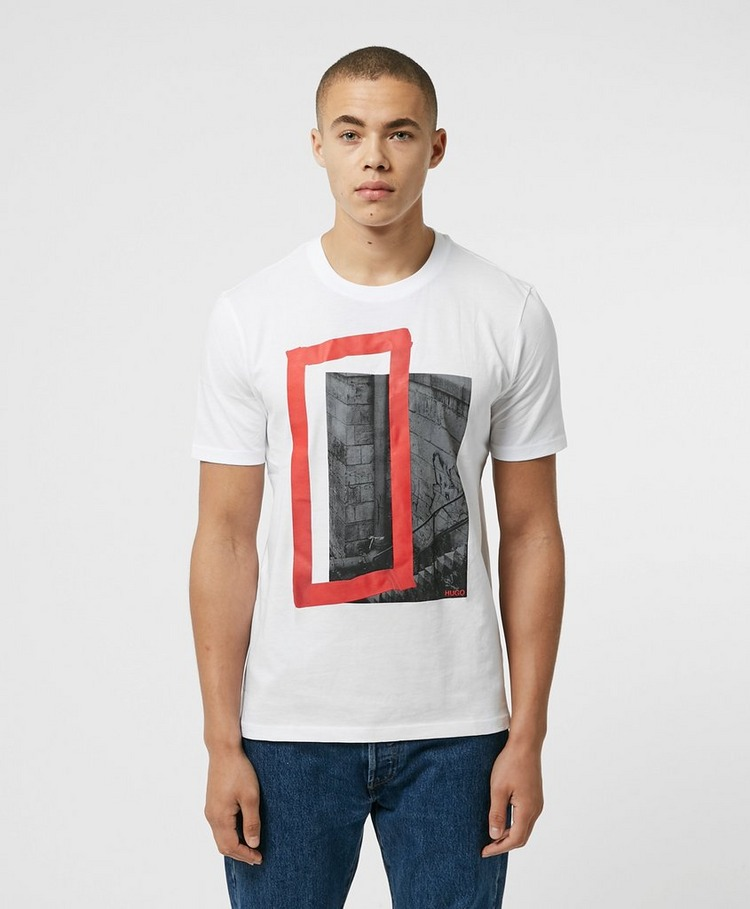 HUGO Datam Short Sleeve T-Shirt