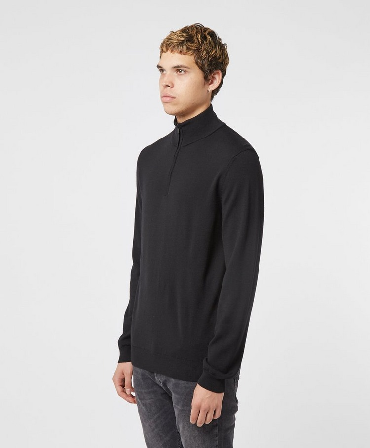 HUGO Sangotrodo Quarter Zip Sweatshirt