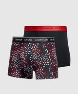 Calvin Klein Underwear 2-Pack Multi Trunks