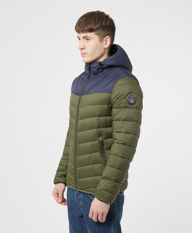 Napapijri Aerons Colour Block Jacket