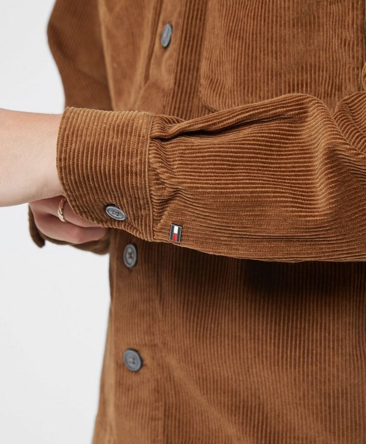 Tommy Hilfiger Corduroy Overshirt