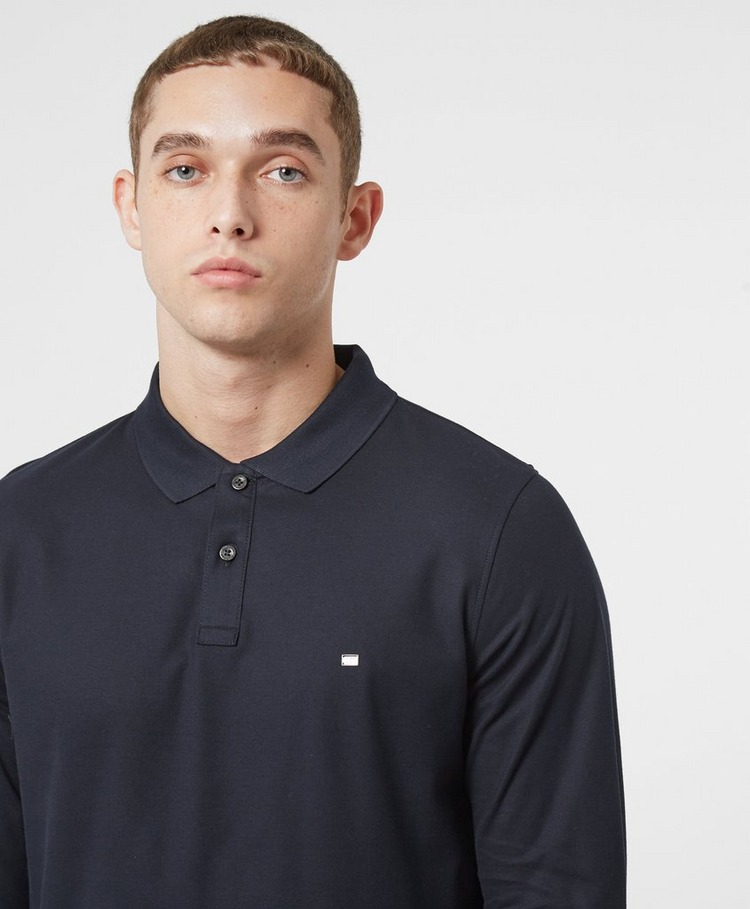 Tommy Hilfiger Metal Long Sleeve Polo Shirt