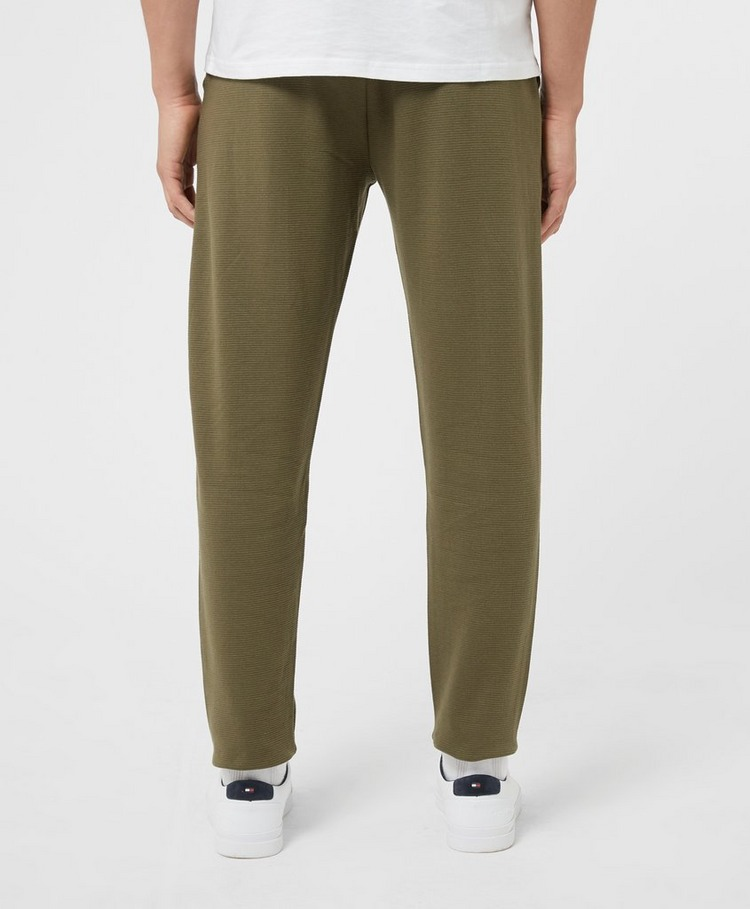 Tommy Hilfiger Embroidered Logo Cuffed Joggers