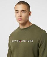 Tommy Hilfiger Embroidered Logo Crew Sweatshirt