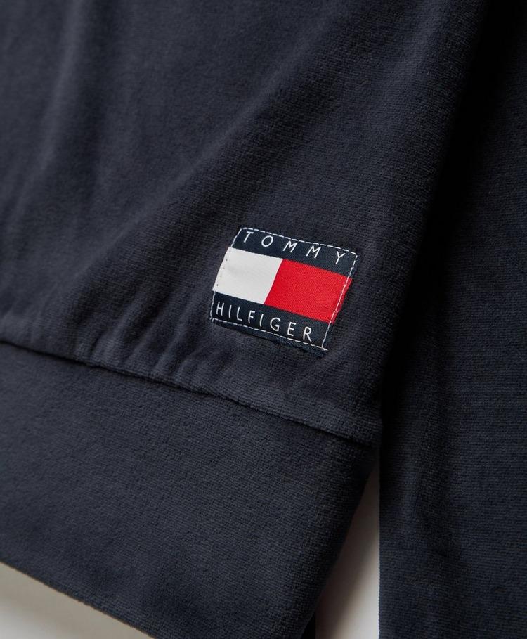 Tommy Hilfiger Velour Crew Sweatshirt
