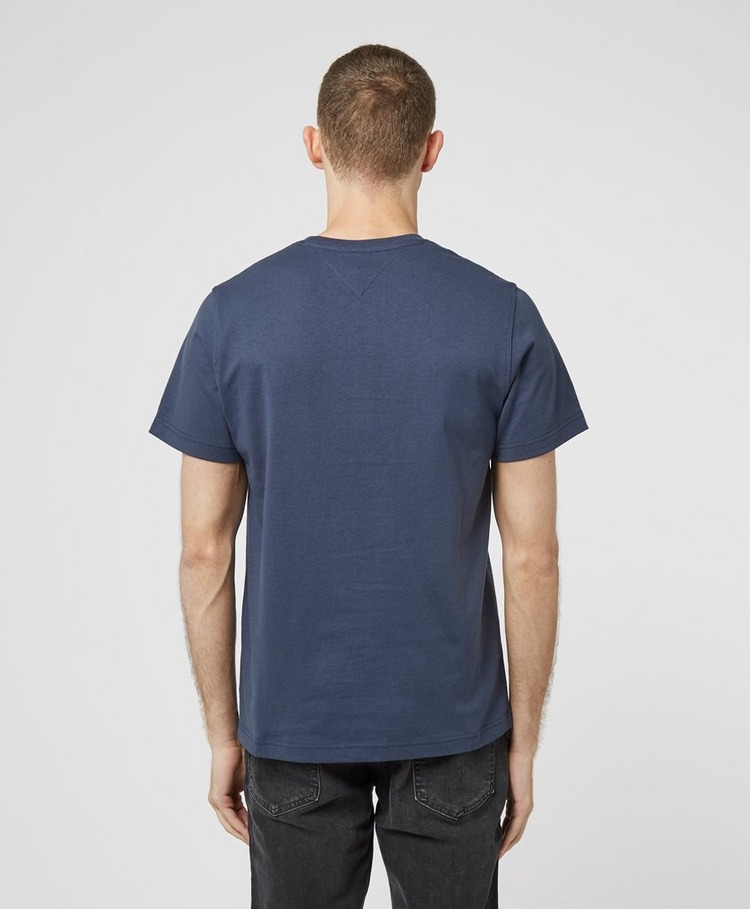 Tommy Jeans Corporate Logo Short Sleeve T-Shirt